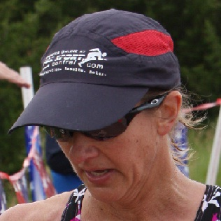 AllSportCentral Performance Material Running Hat